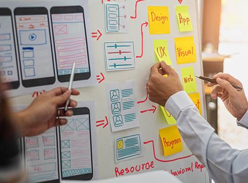 UX design et UI design